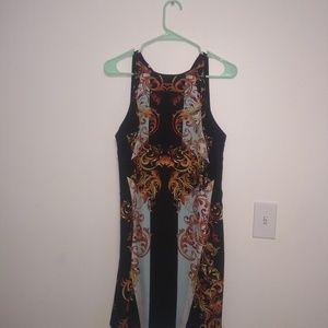 Clover Canyon scroll dress